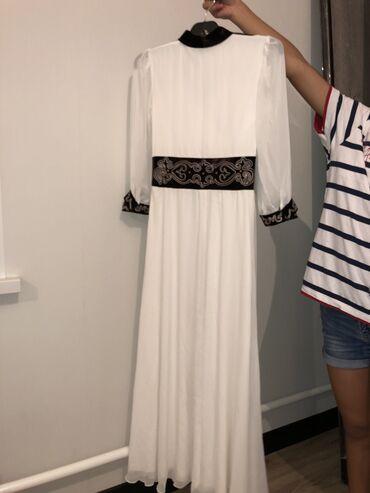 Национальное платье. надевано только раз на Кыз узатуу. Состояние иде