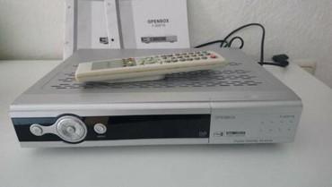 openbox - Azərbaycan: Sputnik resiver TV Tuner Openbox F-300Krosnu üçün Aparat Openbox F-300
