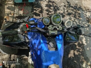 Aprilia - Кыргызстан: Срочно продаю спортивный квадроцикл 150куб На ходу в хорошем