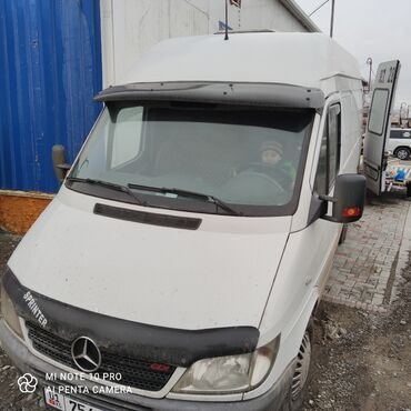 Mercedes-Benz Sprinter 2.2 л. 2003 | 300000 км