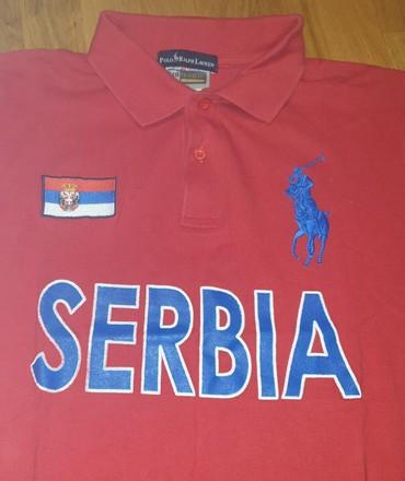 Srbija privezak - Srbija: Men's T-shirts M