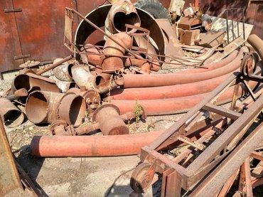 Трубы разные 150-170 в Бишкек