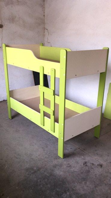 Двухъярусная детская кровать новая 6000т в Кок-Ой