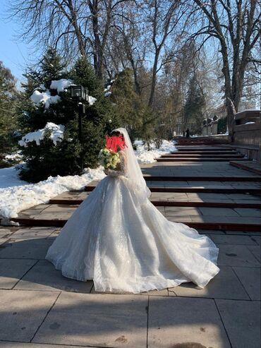 Свадебное платье. одела один раз. купили дорого. продаем или на