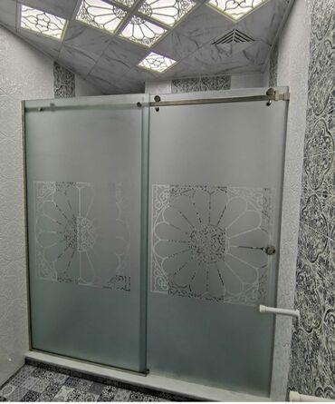 Ara kəsmə duş kabinlər sifarişlə hazırlanır qiymətlər ölçüdən aslıdır