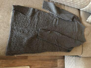 вязаное платье свободного кроя в Кыргызстан: Платье Свободного кроя Mango S