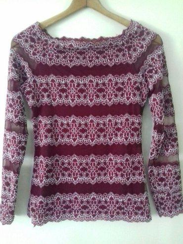 Ženska bluza veličina M novo - Subotica