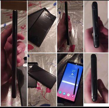 Samsung galaxy note 5 satiram - Saray: İşlənmiş Samsung Galaxy Note 9 128 GB qara