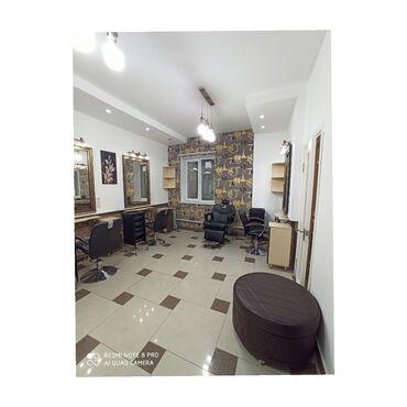 Другая коммерческая недвижимость - Кыргызстан: Продаю цокольное помещение оборудован под салон красоты.мебель все