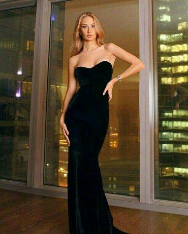 платье в пол на выпускной в Кыргызстан: Новые платья. Смотрится очень круто, идеальный вариант на выпускной