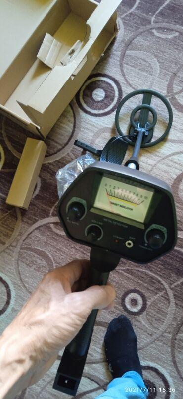 45 объявлений: Металлоискатель +пинпоитер новый с гарантии 1 года. Марка MD 4030 pro