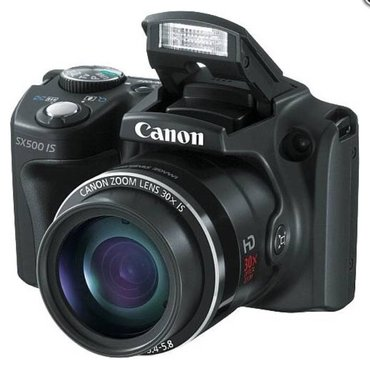 Canon Power Shot SX500 IS. Black. Производство ОАЭ. в Бишкек