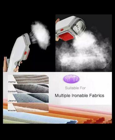 отпариватель в Кыргызстан: Ручной отпариватель, паровая щёткаутюг,steam brush. Новый