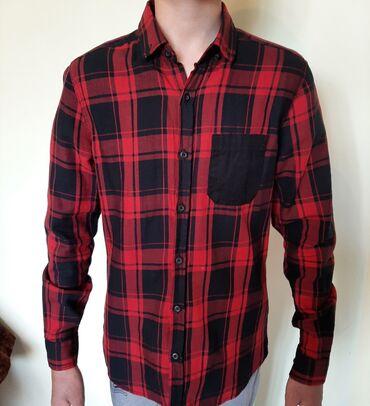 индюк черный принц в Кыргызстан: Рубашка Новый xs Бренд:LCWYOUNG