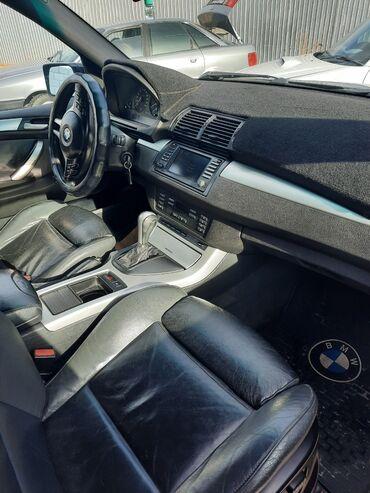 BMW X5 4.4 л. 2001