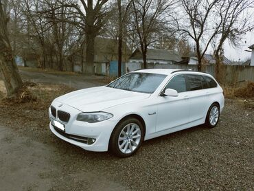 продаю бмв в Кыргызстан: BMW 5 series 2 л. 2012