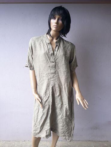 Lanena haljina XLKao nova bez ikakvih ostecenja Posetite moj nalog