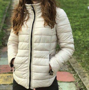 Krem jakna - Vrbas