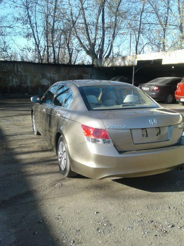 Honda Accord 2008 в Бишкек - фото 2