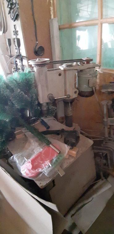 Продаю столярный цех. то есть все в Бишкек