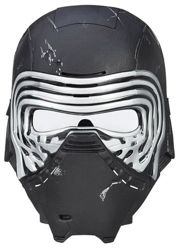 Детский мир - Ала-Тоо: Продаю маску Кайло Рена из фильма Star Wars настоящему клиенту