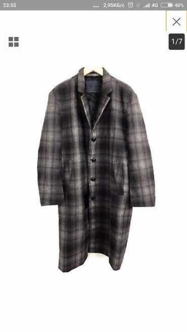 Мужское ZARA США, деми новое пальто , в Токмак