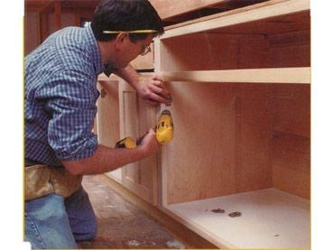 Нужен опытный мебельщик для работы в в Сокулук