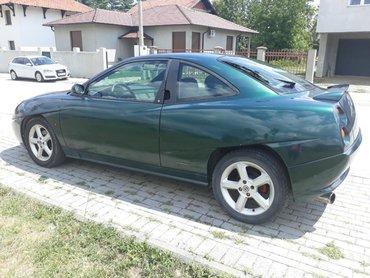 Audi coupe 2 16 - Srbija: Fiat Coupe 2 l. 1998 | 243154 km