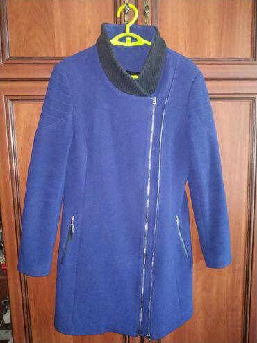 женские-пальто в Кыргызстан: Продам полу - польто в отличном состоянии. Торг возможен только