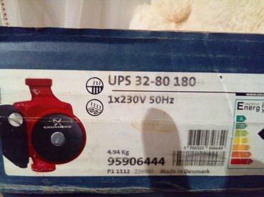 Sumqayıt şəhərində Grundfos  32-80 180 danimark istehsali, tezedi magaza qiymetinden
