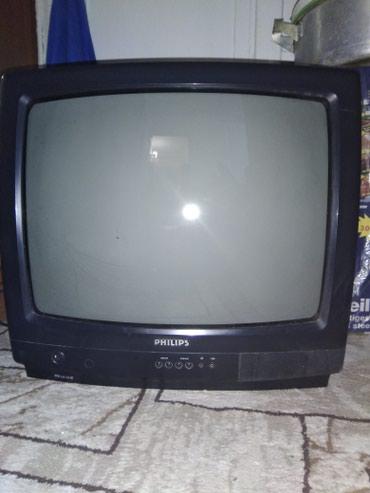 Продаю телевизор ,б.у ,состояние хорошее,показывает отлично . в Бишкек