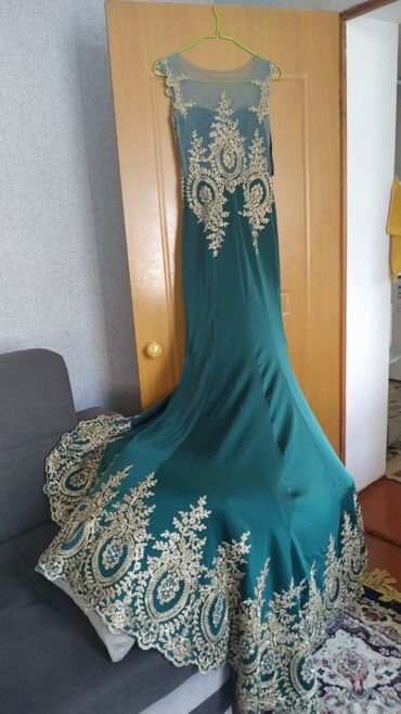 вечернее леопардовое платье в Кыргызстан: Шикарное вечернее платье