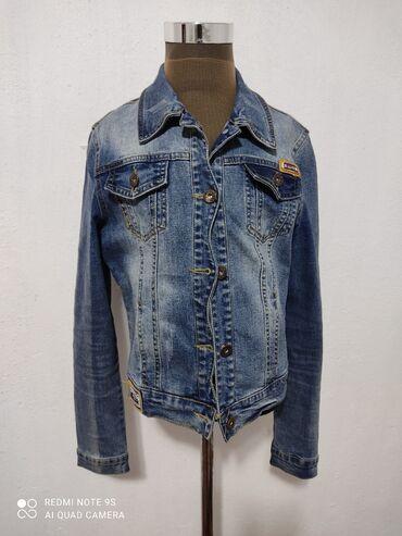 Джинсовая куртка состояние отличное торг уместен