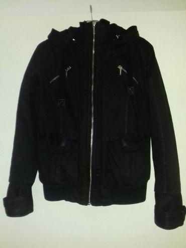 Ramax jakna,velicina 36-38. Svevremenska,topla jakna,rucna izrada. Bas - Belgrade