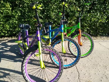 Велосипед сатылат кичинекей балдарга Рама 14  Цена 5500сом Рама 18 580