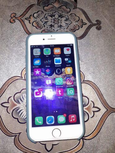 IPhone 6s | 64 GB | Gümüşü | İşlənmiş | Barmaq izi