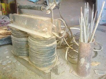 Ремонт и строительство - Беловодское: Продаю сварочный аппарат 1фаза. Катушки медные. Работает отлично.В