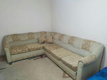 Турецкий угловой диван  Делаю ремонт сейчас. Угловой диван больше не п