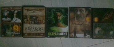 "DVD filmovi 6 komada: ""Mracne navike/Sta sam uradila da zasluzim"