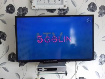 smart tv aparatı - Azərbaycan: Samsung tv.dioqanal 104 .Model Code:UE40EH5000WXMS. tvnin katv kart
