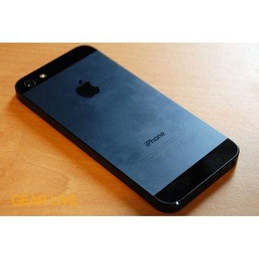 Iphone 5j 16gb. Черный. Состояние отл. Меняю на самсунг а3. а5. S6 в Ош