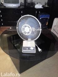 Prodajem stoni ventilator ORBITA  sa tri brzine, ocuvan, potpuno ispra - Beograd