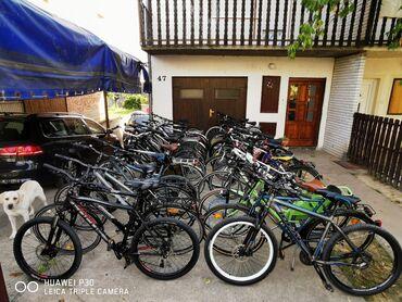 Bicycle karte - Srbija: Nova tura iz Nemacke Cene od 100 do 350e CALIMERO BIKE   Otkup Mtb, Ci