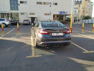 Ford Mondeo 2 л. 2016 | 103000 км