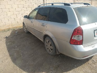 chevrolet lacetti универсал в Кыргызстан: Chevrolet Lacetti 2006