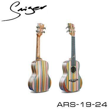 Укулеле концертная Smiger by Grape ARS-19-24Бренд: SmigerТип