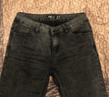 женские летние джинсы в Азербайджан: Джинсы женские. Размер 38-40. Б/у. В хорошем состоянии