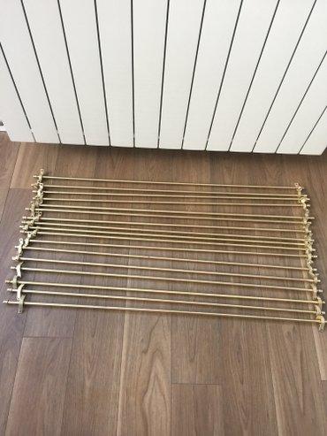 Mesingane sipke za pricvrscivanje staza po stepenistu. Sipke su nove i - Sjenica