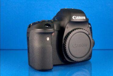 canon eos 5d mark ii в Азербайджан: Canon eos 6D mark II body probeg 4k ideal vəziyyətdə zemaneti var