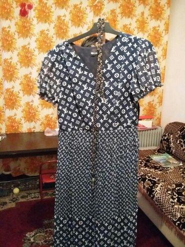 Платье:женское,Турция размер 40. обменяю пачку памперсов или деньгами. в Бишкек